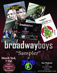 Broadway Boys Sampler