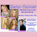 Blonde Ambition benefit
