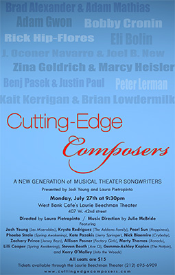 Cutting Edge Composers II